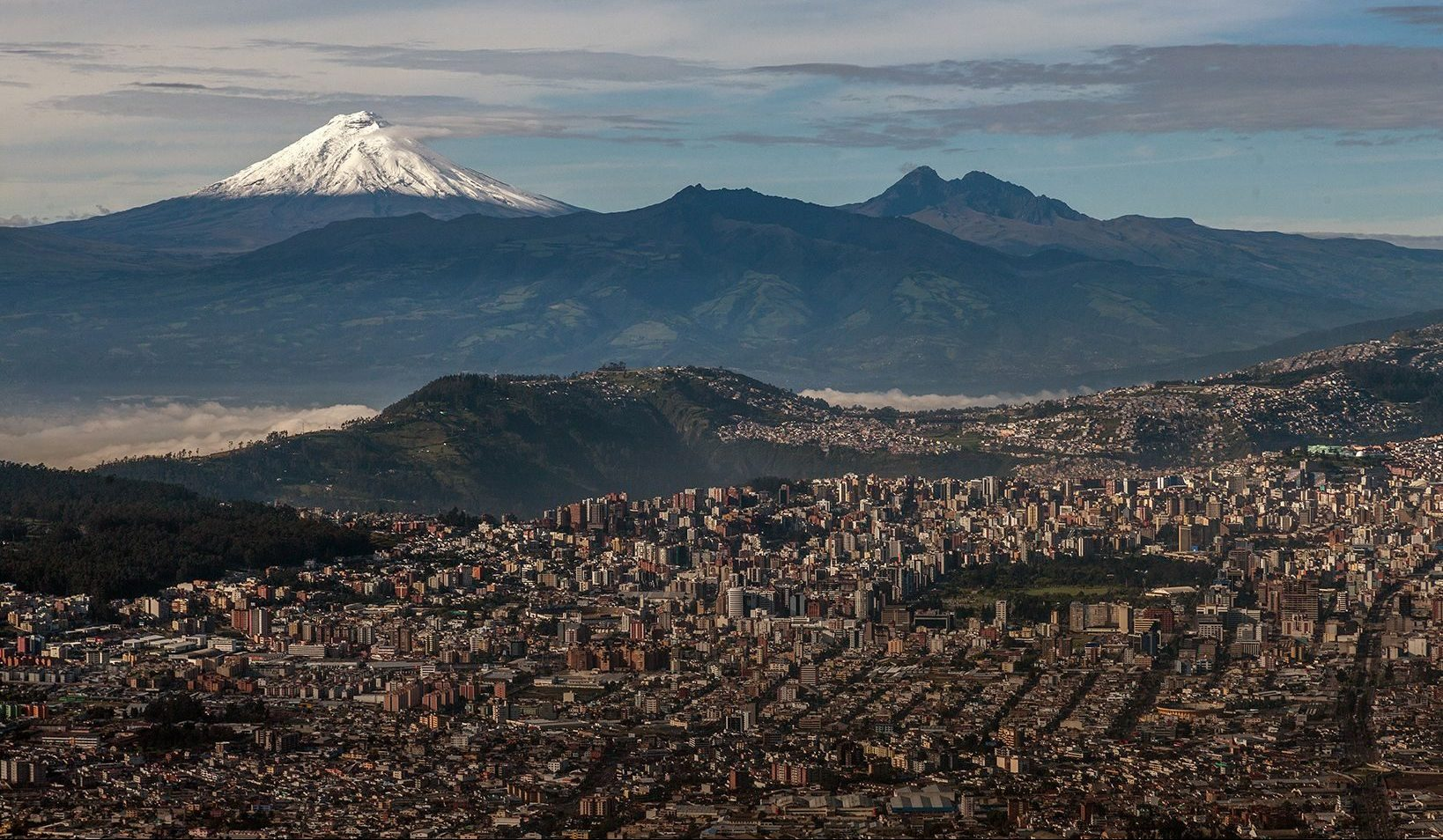 Quito, Cotopaxi, Ecuador, Pichincha, South America