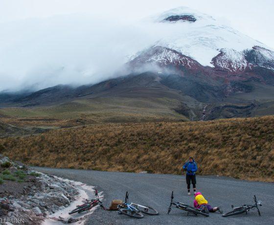 Mountainbiking Ecuador