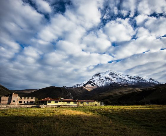 Chimborazo Climbing Tour