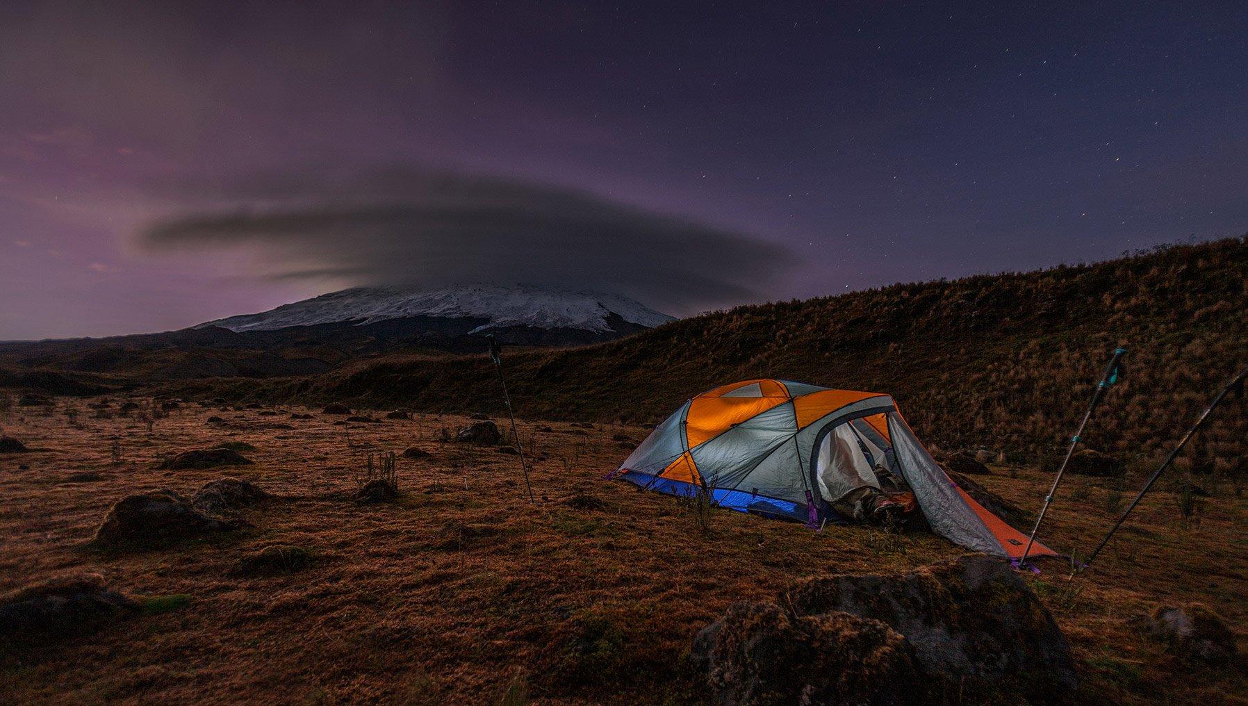 Cotopaxi, Climbing, Trekking, South America,Ecuador