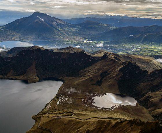 Climbing acclimatization package Ecuador