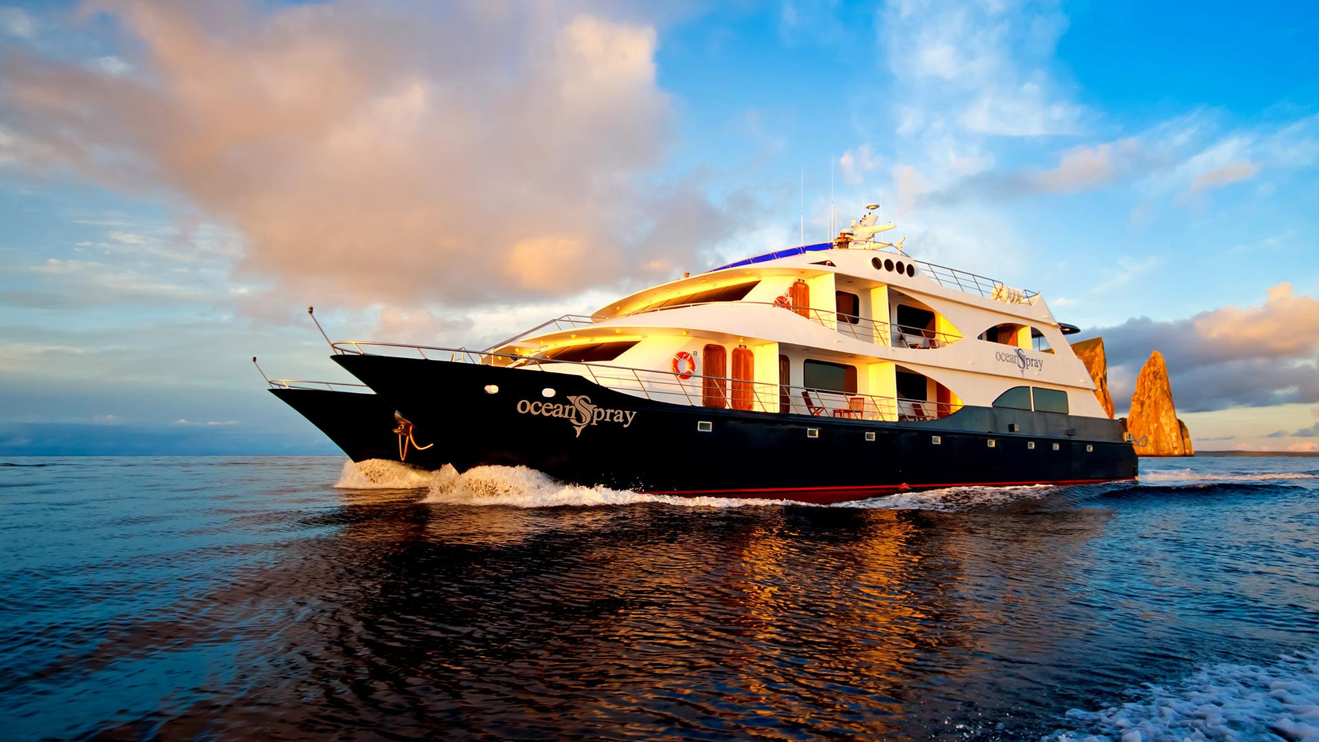 galapagos cruise, galapagos catamaran, ocean spray catamaran, luxury galapagos catamaran, galapagos cruises,eco tours galapagos islands, small group tours galapagos, galapagos guided tours, touring the galapagos, galapagos island tours price, galapagos islands land tours, galapagos local tours