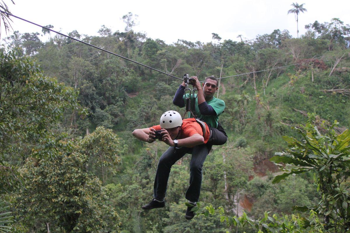 Ecuador Volcano TrekJanuary 2 2017Similar post & Mindo Full Day Adventure | Gulliver