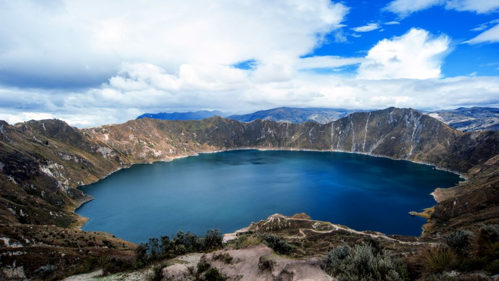 Quilotoa, Ecuador, Gulliver, Tours