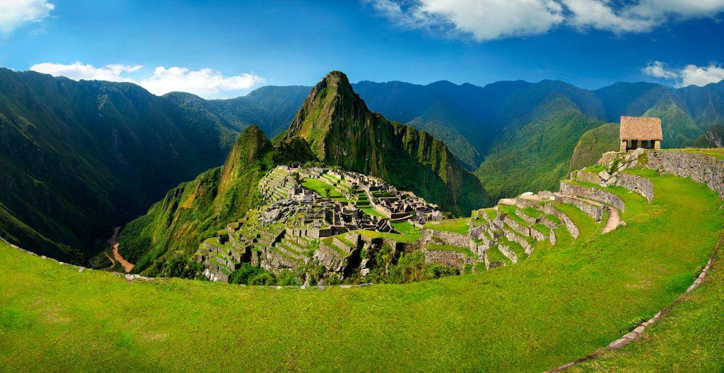 Top 10 Destinationen Peru