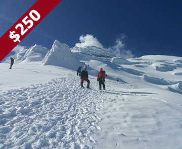 Conquer the Cotopaxi Summit