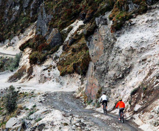 Mountain-biking-Ecuador