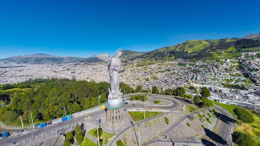 Quito Ecuador landscape