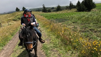 horseback ecuador tours