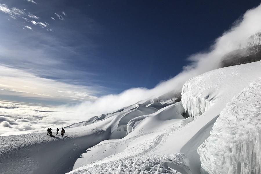 Cotopaxi volcano experience