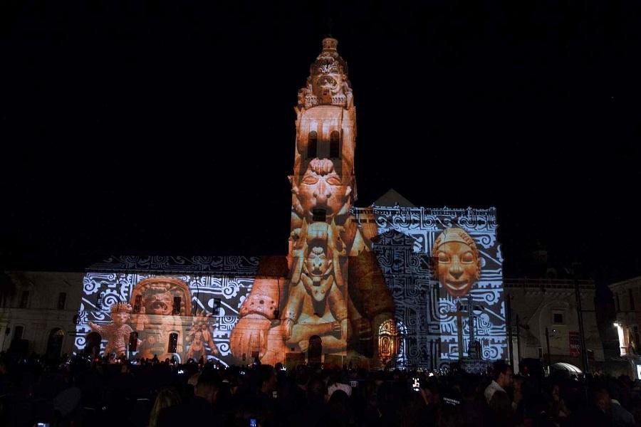 Fiesta de la luz Quito