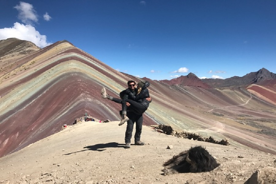 Peru's Rainbow Mountain Story