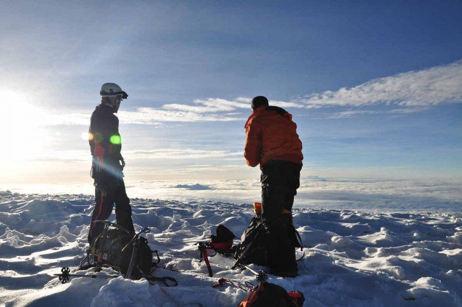 Chimborazo climbing tours