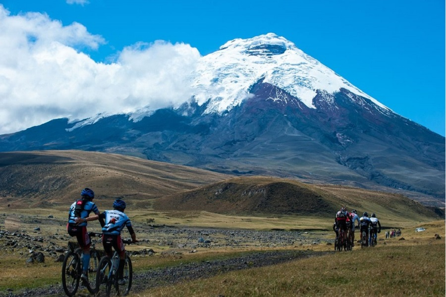Ecuador Mountain Biking