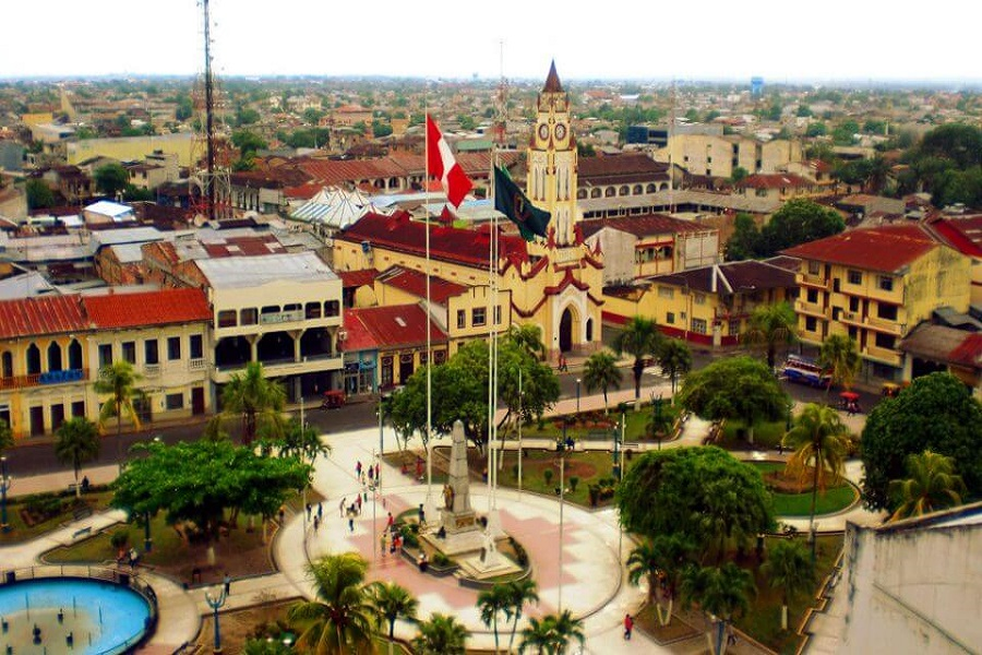 famous places of peru