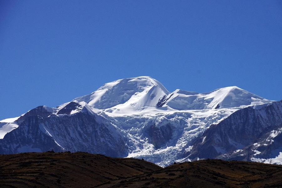 Tallest Mountains Bolivia