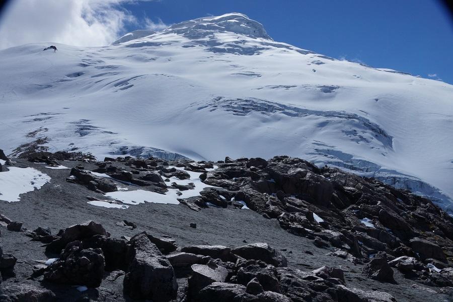 cayambe volcano facts