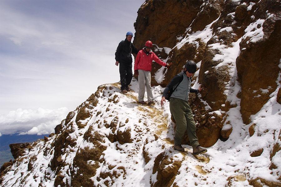 Illinizas volcano facts