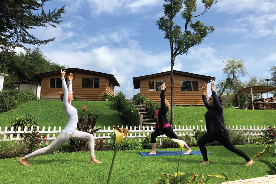 ecuador yoga tours
