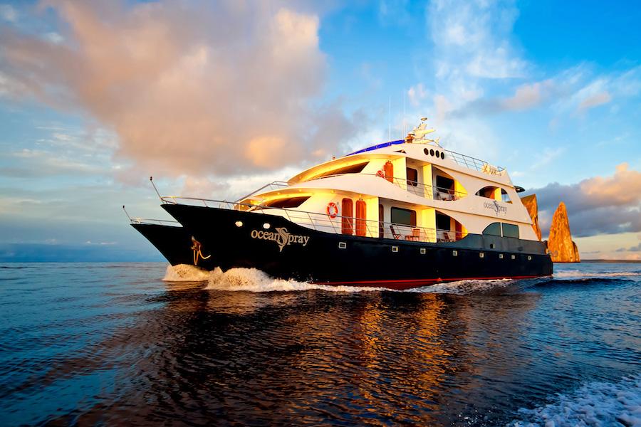 Galapagos Cruise packing list