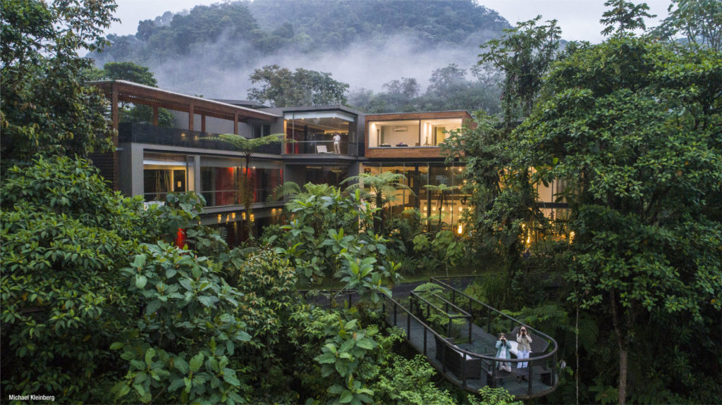 Accommodation in South America
