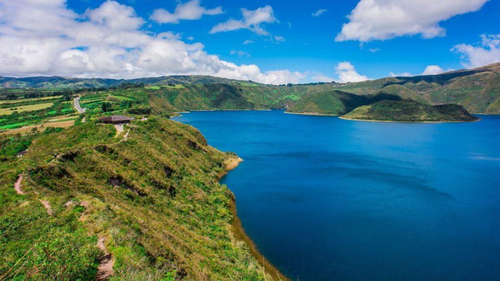 lake quicocha