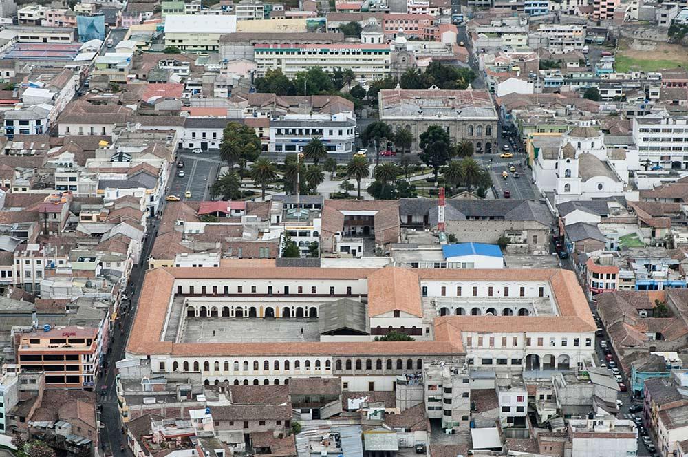 latacunga city