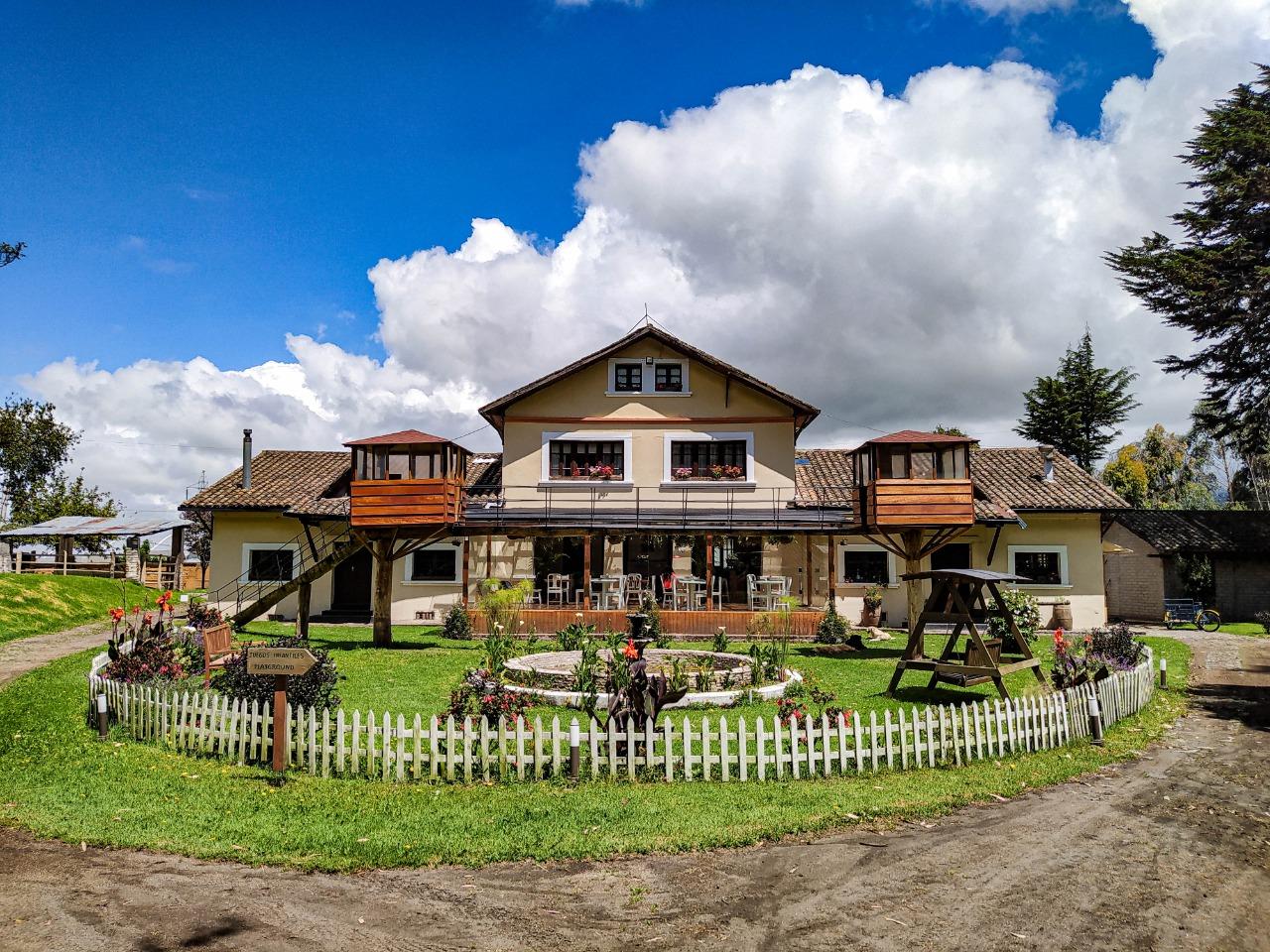 Lodge papagayo