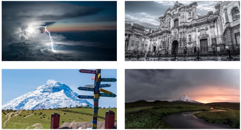 Ecuador Image Gallery