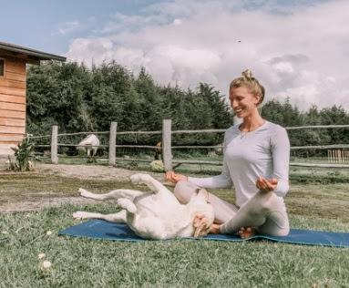 Yoga retreat in Ecuador